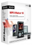 MAGIX MP3 MAKER 15 (GREEK VERSION) BOX